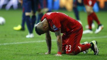 El chileno Arturo Vidal cree que el Atlético Madrid es un injusto finalista