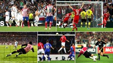 Las cinco finales entre equipos del mismo país