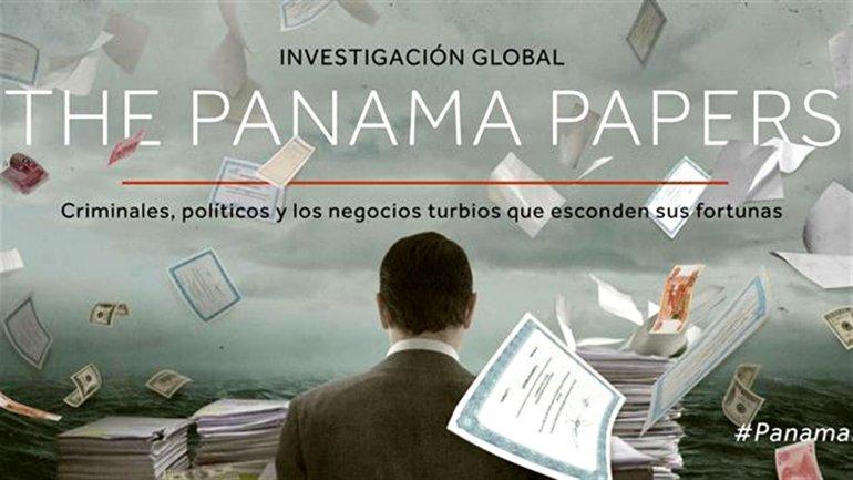 Cómo buscar personas o empresas en los Panamá Papers