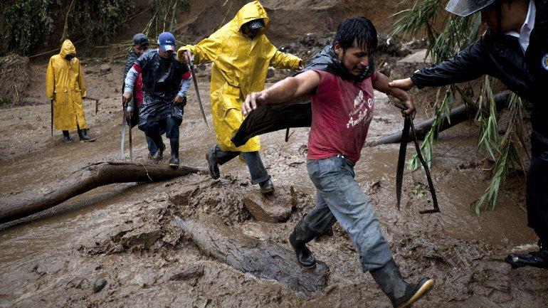 En los dos meses que duró la temporada de lluvias 17 personas perdieron la vida
