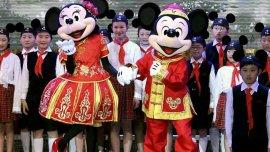 El parque de Disney en Shanghai se comenzó a construir en 2011