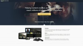 El nuevo programa de Amazon permitirá a los creadores de video vender o alquilar sus contenidos
