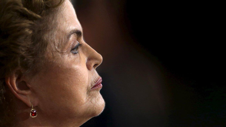 Suspendieron a Dilma Rousseff