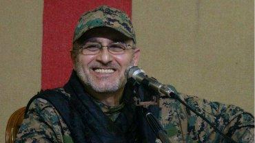 Mustafa Badredinne, comandante militar de Hezbollah, supervisaba los combates contra rebeldes y extremistas en Siria