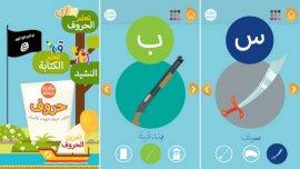 Huroof es la nueva app de Estado Islámico destinada a los niños