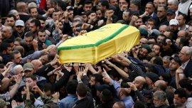 La muerte del comandante militar Badredinne fue un duro golpe para Hezbollah