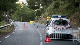 La carrera estaba prevista para el domingo pero fue cancelada tras el incidente en los entrenamientos