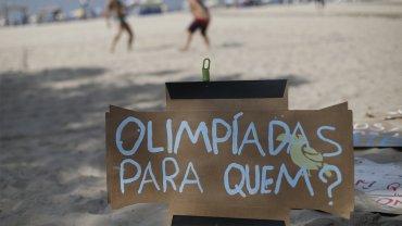 Los Juegos Olímpicos serán albergados en Brasil pese a sus problemáticas actuales