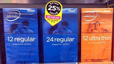 La empresa australiana Ansell es una de las fabricantes de los preservativos Dual Protect, que se usarán en Río 2016