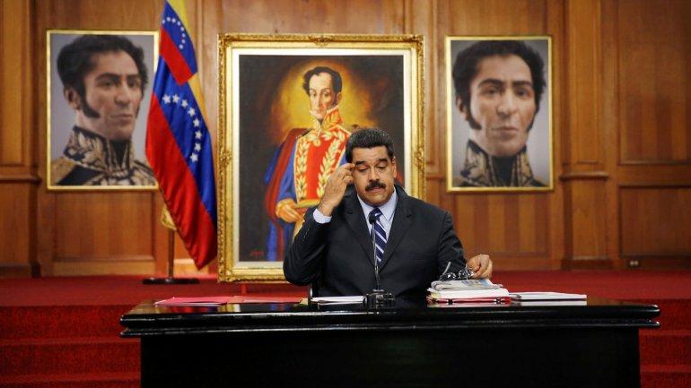 Con el decreto, Nicolás Maduro obtiene poderes excepcionales
