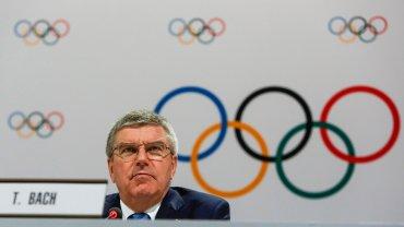 Thomas Bach, presidente del COI, aseguró que la entidad a su cargo podría reaccionar utilizando su política detolerancia cero
