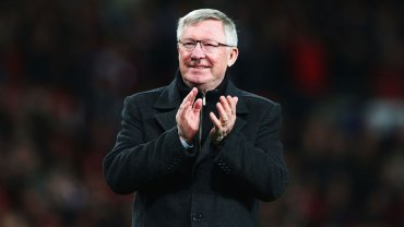 Alex Ferguson dirigió al Manchester United desde 1986 hasta 2013