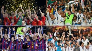 España ha dominado el fútbol europeo en los últimos años