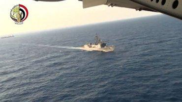 Las autoridades hallaron la caja negra del avión de EgyptAir