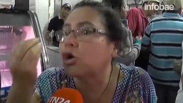 Los venezolanos sufren la falta de alimentos y medicinas