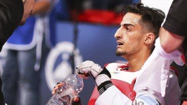 Mourad Laachraoui, hermano de uno de los suicidas del aeropuerto, ganó la medalla de Oro en taekwondo