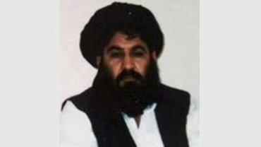 El mulá Akhtar Mansur, jefe máximo de los talibanes