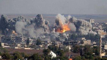 La coalición liderada porEstados Unidoslanzóal menos 150 ataques contra el grupoEstado Islámico