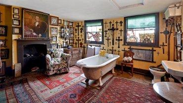 Malplaquet House es una de las mansiones más icónicas de Londres Este. Fue puesta a la venta por 4.300.000 dólares