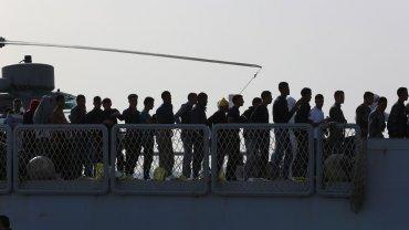 Se trata del segundo naufragio en dos días sobre costas italianas