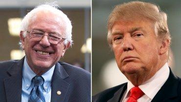 Sanders y Trump, con un mismo objetivo: los jóvenes