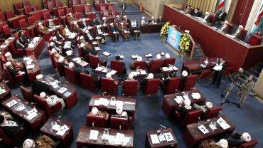 Asamblea de expertos de Irán