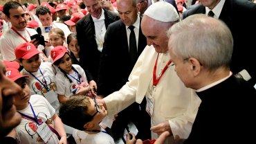 Francisco encabezó en emotivo encuentro