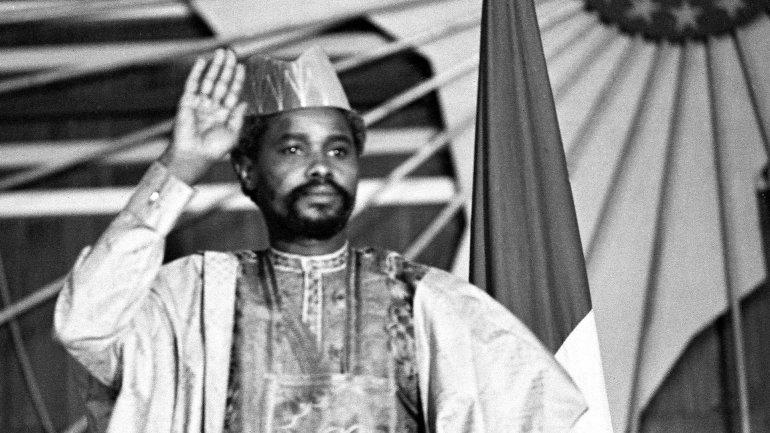 Hissène Habréimpuso un régimen sangriento en Chad durante ocho años