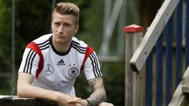 Marco Reus volvió a quedar afuera de la Selección de Alemania por lesión