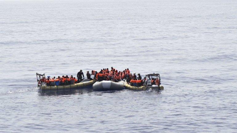 Más de 2.500 personas murieron intentando llegar a Europa en lo que va de 2016