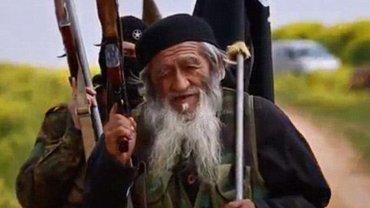 Mohammed Amin, con 81 años, es el terrorista más longevo del Estado Islámico