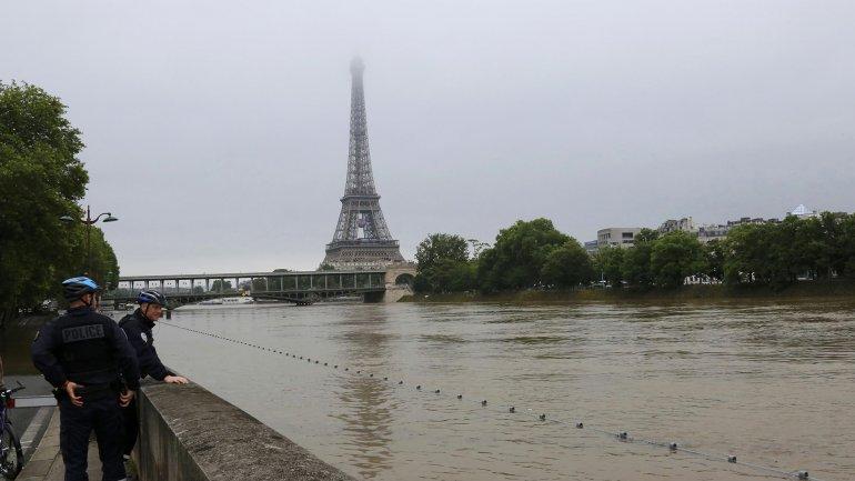 Las fuertes tormentas afectan a grandes partes de Europa desde hace una semana