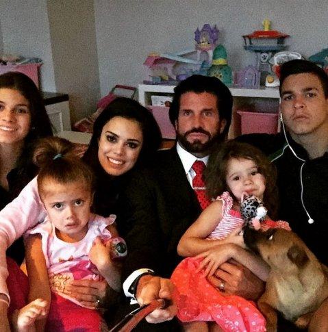 A família de Candyman.