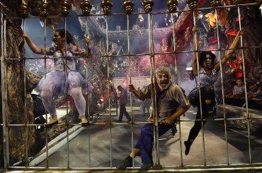 Scola Rosas de Ouro.El carnaval servirá para dejar momentáneamente en el cajón las preocupaciones por la crisis política y la recesión en Brasil.