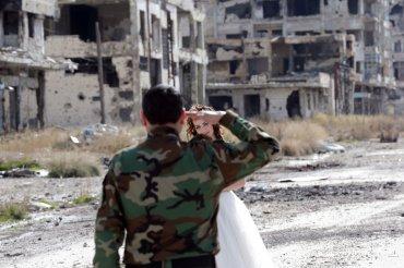 Youssef pertenece al ejército que responde al dictador Bashar al Assad