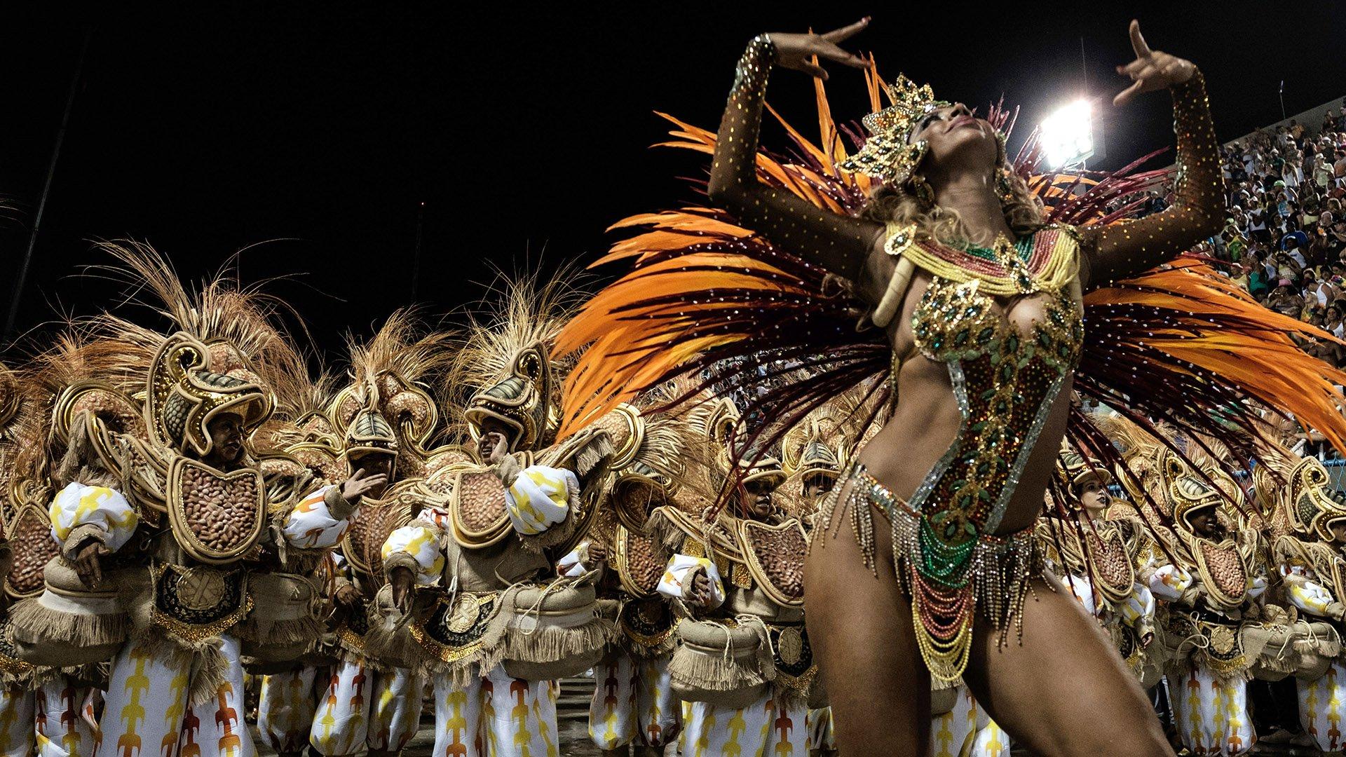 Los 8 Mejores Carnavales Del Mundo The Idealist - Carnavales-del-mundo