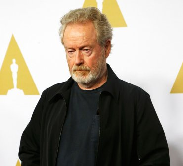 Ridley Scott, director de The Martian