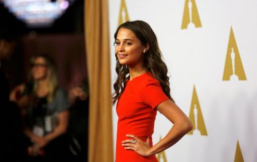 Alicia Vikander, nominada por su actuación en The Danish Girl
