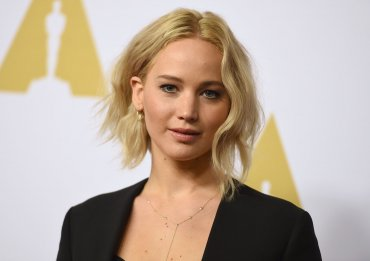 Jennifer Lawrence, nominada por su rol en Joy