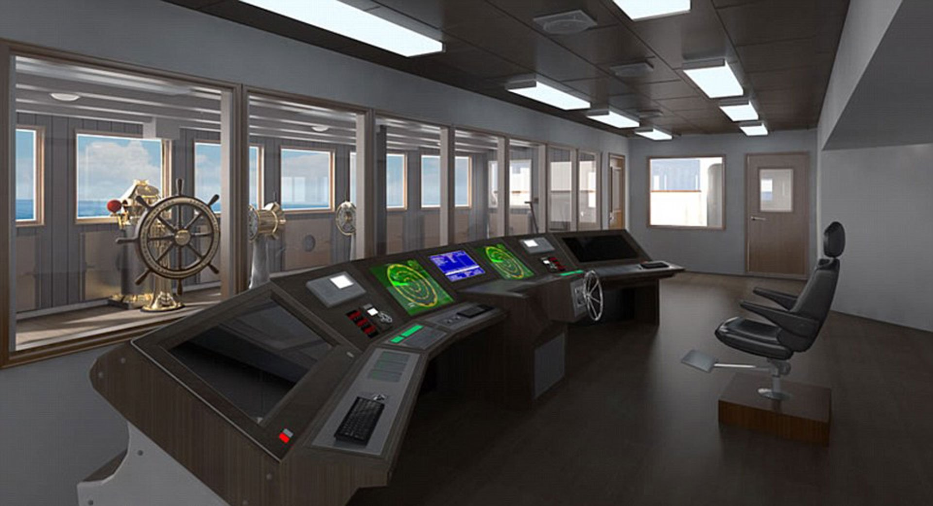 El Titanic II contará con todo tipo de tecnología para garantizar la seguridad de sus pasajeros