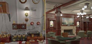El sistema de mensajería con que contaba el RMS Titanic. En 2018 los pasajeros podrán ver cómo funcionaba, pero tendrán otras facilidades tecnológicas