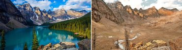 Parque nacional Banff, Canadá