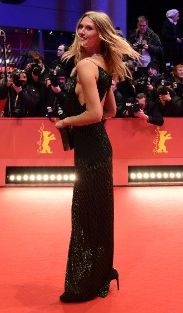La modelo alemana Toni Garrn