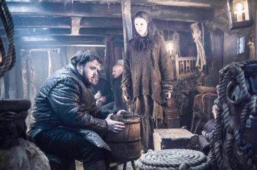 Samwell Tarly y Gilly continuarán con sus aventuras. Por cierto, como era de prever, en las imágenes facilitadas por HBO no hay rastro de Jon Snow