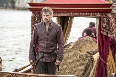 Jaime Lannister vuelve a casa con el cadáver de su hija Myrcella