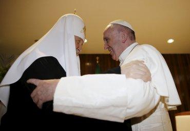 Durante dos horas, conversaron sobre distintas problemáticas mundiales como el radicalismo islámico y la persecución a los cristianos en Medio Oriente y África