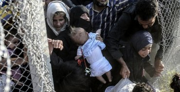JUNIO - Un informe de Amnistía Internacional responsabilizó a los líderes mundiales por la crisis humanitaria que se produjo por los refugiados sirios