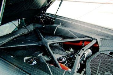 El corazón del Lamborghini Aventador. Alcanza los 355 kilómetros por hora