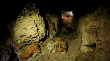 Hay un túnel en cada callejón, calle y edificio público que permanece intacto, señaló Wais Faiq, jefe del Consejo de Sinjar.
