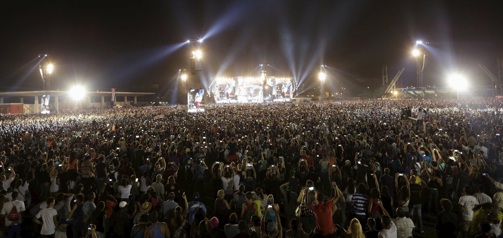 Más de 500.000 personas acudieron a la cita